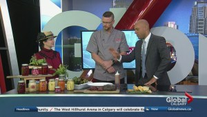 Heritage Park chef offers exclusive look at what goes into their dishes