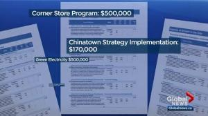 Citizens weigh in on Edmonton's proposed 4-year budget