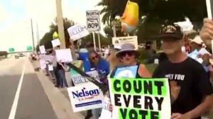 Time running out to meet recount deadline in Florida's midterm elections