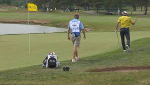 Pair of Canadians near the top of the leaderboard after opening round at RBC Canadian Open