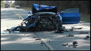 Highway 7 collision near Marmora