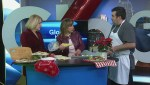 The Great Calgary Cookie Exchange: learn to make classic shortbread and pistachio cherry macaron