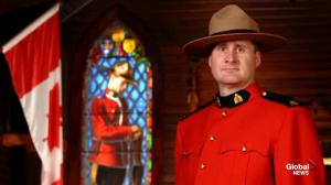 St. Albert 'Wynn Against Hunger' food drive in memory of slain Mountie