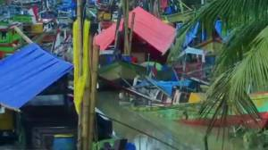 Rescue and recovery effort underway in Indonesia following tsunami