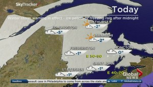Global News Morning Forecast: March 14