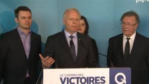 Quebec Liberals take aim at Lisée's stance on diversity (01:53)