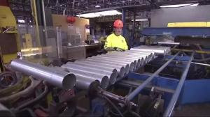 Trump set to impose steel, aluminum tariffs on Canada