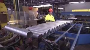 Trump set to impose steel, aluminum tariffs on Canada