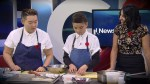 Trail Appliances Jr. Chef Challenge – Team # 1 Ryder & Eva