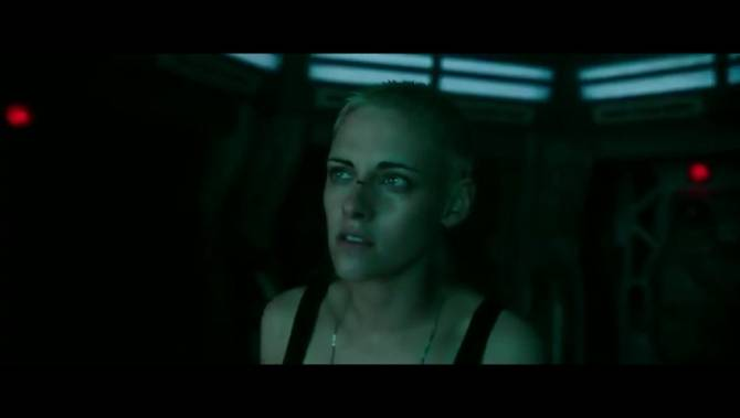 Kristen Stewart fights for survival against sea creature in first 'Underwater' trailer