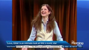 An intimate look at SNL star Gilda Radner