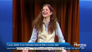 An intimate look at SNL star Gilda Radner