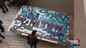 Mosaic to help celebrate multiculturalism and Canada's 150th birthday