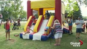 Penticton Peach Festival's Kids Zone a hot spot