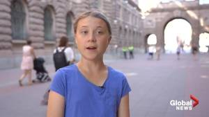 Swedish environmental activist Greta Thunberg to sail to the Americas to avoid flying