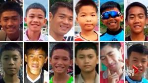 Global outpouring of relief and congratulations after Thai cave rescue