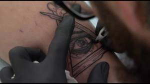Concert goers get inked for a good cause