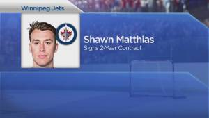 Raw: Shawn Matthias Phone Interview
