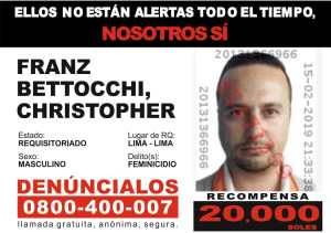 Man accused of killing Abbotsford mother one of Peru's most wanted