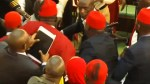 Fighting breaks out in Ugandan parliament for second day in a row