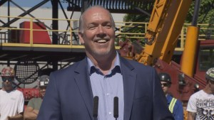 Horgan announces Patullo Bridge replacement project