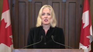 McKenna: Saskatchewan carbon tax ruling is a 'win for Canadians'