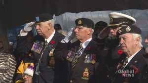 John Abbott College ceremony honours veterans