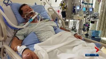 Calgary man nearly killed in crash at same location he was injured