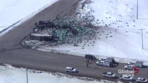 'Longest night of my life': doctor recalls night of Humboldt Broncos bus crash