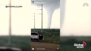 Tornadoes devastate parts of Oklahoma and Texas