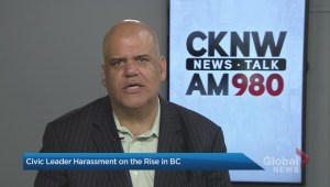 Arjun Singh Discusses Civic Leader Harassment on the Rise in BC