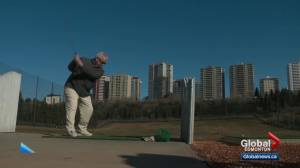 Edmonton golfers will get to hit the links early this year
