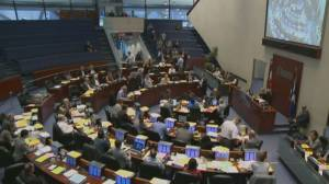 Panel debates Doug Ford's plan to slash Toronto city council size