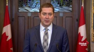 Scheer attacks Trudeau for continuing 'gag order' on Wilson-Raybould