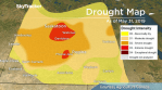 Saskatchewan weather outlook: drought continues, some showers ahead