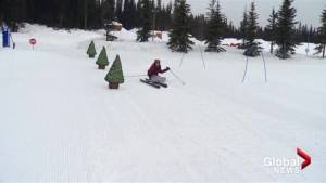 Big White offers locals-only ski lesson incentive (02:29)
