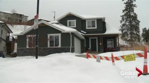 City of Kelowna reveals lives and properties at risk due to an unstable slope in one neighborhood