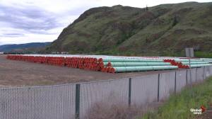 Federal government talking pipelines in Edmonton area