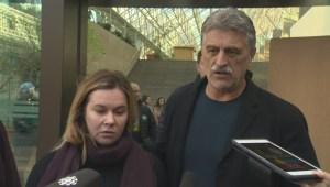 Luka Gordic's parents react to sentencing