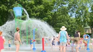 Despite heat warnings, New Brunswickers revel in summer's first warm days