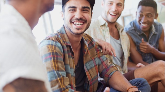 What makes a man? Millennials say selflessness, openness, personal health