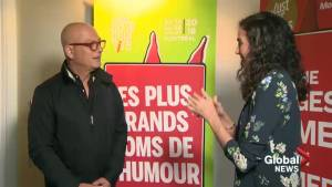 Howie Mandel dishes on what's next for Just For Laughs