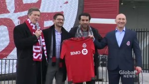 Toronto FC to face Montreal Impact in historic game