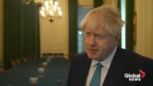Boris Johnson calls murder of British policeman 'mindless and brutal crime'