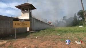 At least 52 inmates dead, 16 decapitated during prison riot at Brazil jail