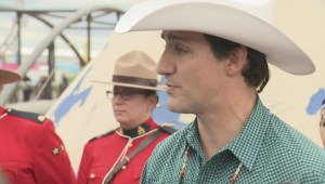 Flapjacks, rodeo on itinerary for Prime Minister Justin Trudeau at Calgary Stampede