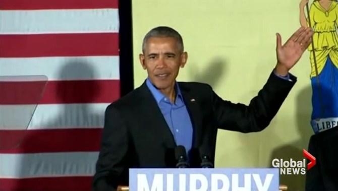 Obama, Bush break with custom to warn against Donald Trump's politics