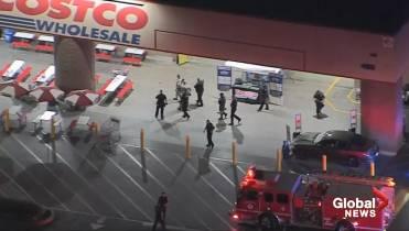 Costco shooting that left 1 dead involved off-duty LA cop
