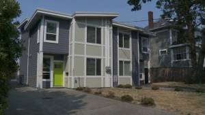 Airbnb duplex in Victoria disrupts neighbour's life