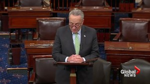 Schumer praises law enforcement for New York bombing response